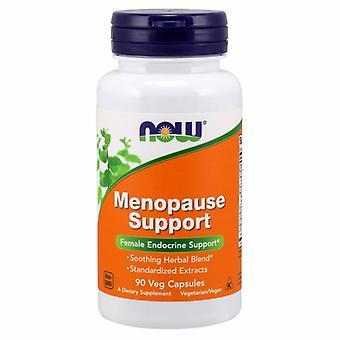 Jetzt Lebensmittel Menopause Unterstützung, 90 Kapseln