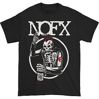 חולצת טריקו גולגולת ישנה NOFX