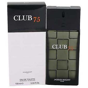 Jacques Bogart Club 75 By Jacques Bogart Eau De Toilette Spray 3.33 Oz (men) V728-537965