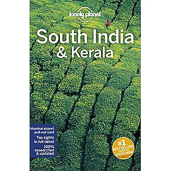 Lonely Planet Zuid-India & Kerala (Reisgids)