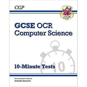 Novo grau 9-1 GCSE Computer Science OCR testes de 10 minutos (inclui respostas)