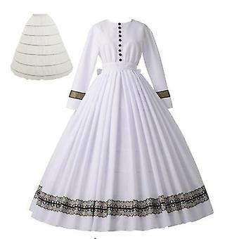 Dress 18th Century Renaissance Historical Period