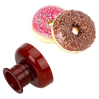 Donut Mould Easy, Fast, Portable, Manual Waffle Dispenser Doughnut Machine,