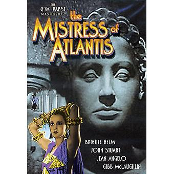 Meesteres van Atlantis (1932) [DVD] USA importeren
