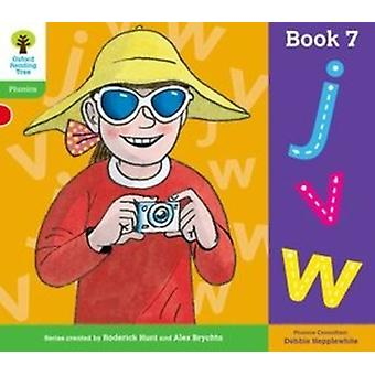 Oxford Reading Tree: Level 2: Floppy's Phonics: Sounds and Letters. Book 7