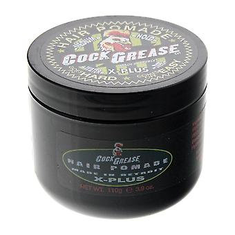 Cock Grease Water Type X-Plus Pomade 110g Medium Hold