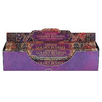 Something Different Sandalwood Buddha Incense Stick (Pack of 6)