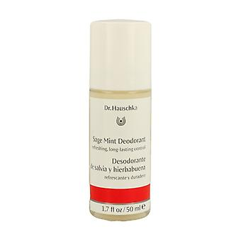Sage Deodorant 50 ml of gel