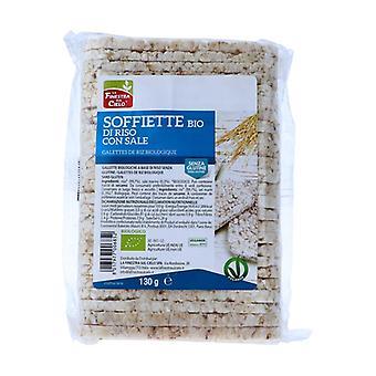 SOFFIETTE WITH SALE SENZA GLUTINE 130 g