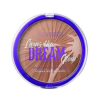 Sunkissed Living The Dream Glow Duo Bronze & Highlight 28.5g