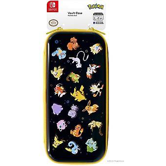 Pokemon Stars Hori Vault Case for Nintendo Switch