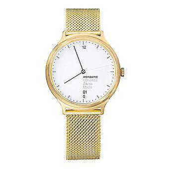 Mondaine Helvetica MH1. L2211. SM Men's Watch