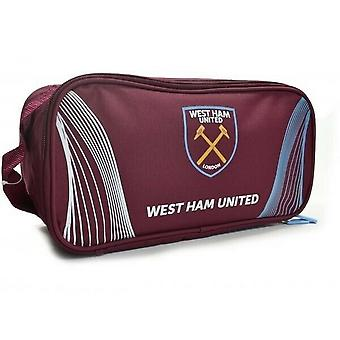 West Ham United FC Matrix Shoe Bag