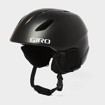 New Giro Kids' Launch Snow Helmet Black