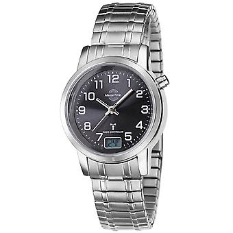 Ladies Watch Master Time MTLA-10309-22M, Quartz, 34mm, 3ATM
