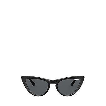 Vogue VO5211SM ochelari de soare de sex feminin negru