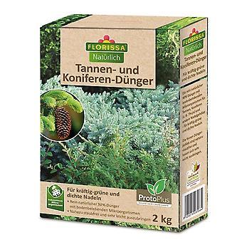 FLORISSA Special fertilizer for fir sands and conifers, 2 kg