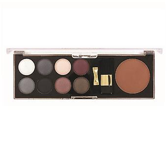 Sunkissed # Sunkissed Eye Palette & Bronzer Smokey Eyes DISCON#