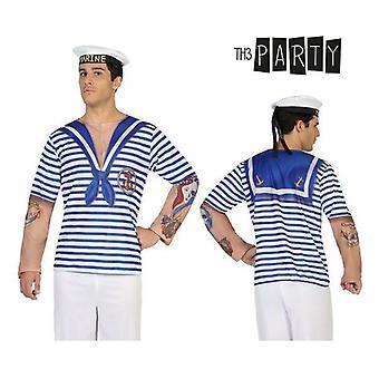 Volwassen t-shirt 7642 matroos