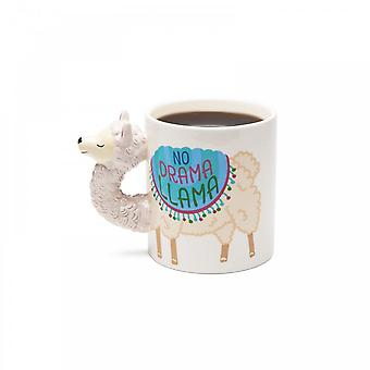 BigMouth Inc. Drama Llama Mug