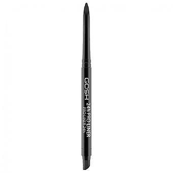 Gosh Eyeliner Pro Liner 24h 001 black