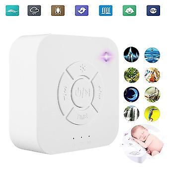 Usb uppladdningsbar tidsbesläpande avstängning babyvård / sömnljud / ljudmaskin