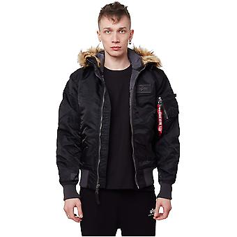 Alpha Industries MA1 Hooded Cold Weather 19811803 universal all year men jackets