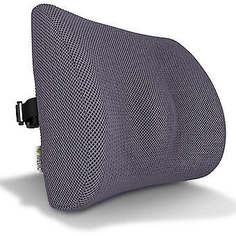 Gerui - '3D' Mesh Orthopaedic Memory Foam Lumbar Support Cushion - with Air Circulation - Reduce