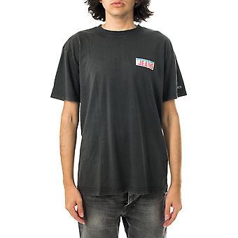 T-shirt homme tommy jeans tjm photoprint t-shirt 2 dm0dm10619.bds