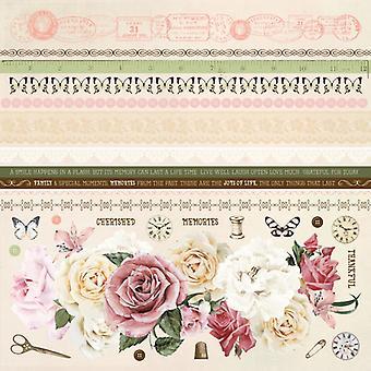 Kaisercraft - Mademoiselle Sticker Sheet