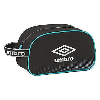 School Toilet Bag Umbro Artico Black