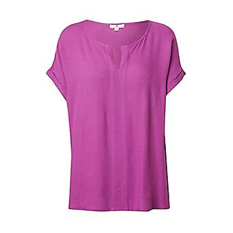 Tom Tailor 1024042 Basic T-Shirt, 26530-Plum Blossom Lilac, XXL Women