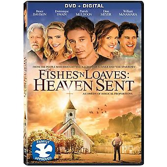 Fishes N Loaves Heaven Sent [DVD] USA import