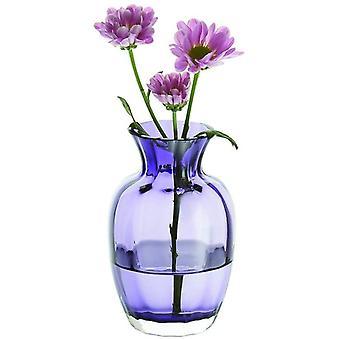 FengChun VA3418/AME/O Kleine Schätze Amethyst Optische Vase, 105 mm (H)