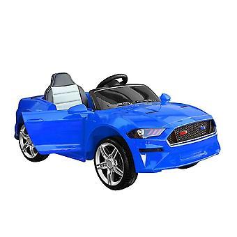 Elektro-Laufauto Blau