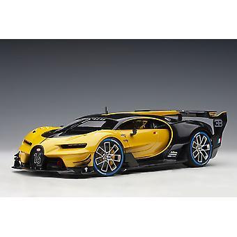 Bugatti Vision GT (2015) Composite Model Car