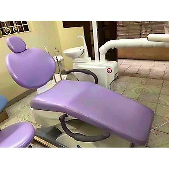 Lilac Sleeve Stool Protector Waterproof Pu Headrest Backrest Cushion 4parts