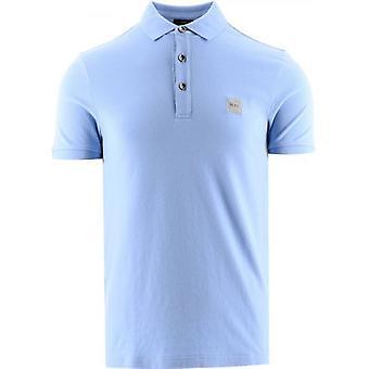 BOSS Light Blue Passenger Polo Shirt