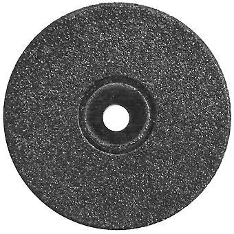 Draper 52068 150mm (6 tuumaa) x 19mm keskipitkällä Pöyhönen penkki Grinder Teroituslaikka - valkoinen