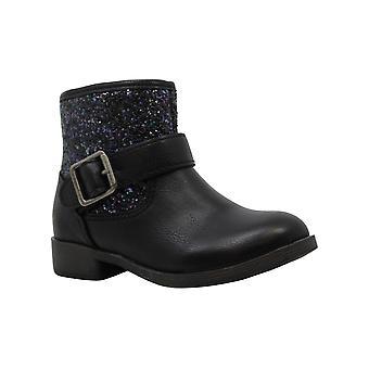 Mia Kids, Little Lively Fashion Boots Black 7 M