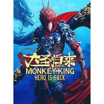 Monkey King Hero is Back PC Game