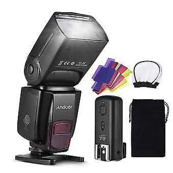 Pro On-camera Speedlite Flash Light - Color Filters Difuzor pentru Aparat foto Dslr