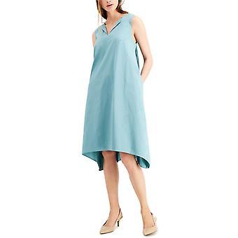 Alfani Vestido de pañuelo-dobladillo para mujer