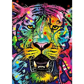 Heye Wild Tiger Jolly Lemmikit Palapeli (1000 kappaletta)