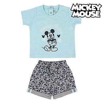 Set kleding Mickey Mouse Blue