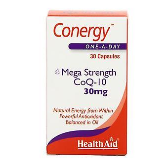 HealthAid Conergy CoQ-10 30mg Kapseln 30 (803105)