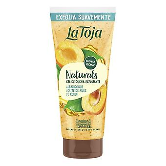 Exfoliating Body Gel Naturals La Toja Apricot (200 ml)