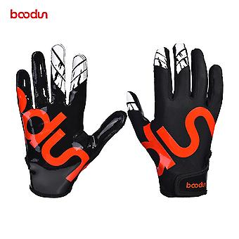 New Outdoor Sports Men's And Women's Baseball Gloves Long Finger Breathable Baseball Bicycle Riding Gloves