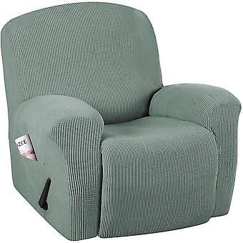 Vilbara soffskydd sträcker lutande soffskydd för 1/2/3 kudd soffa möbler skydd funktion med elastisk botten, vise