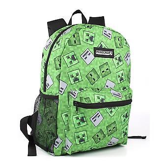 Minecraft barn / barn creeper ryggsekk sett (pakke med 4)